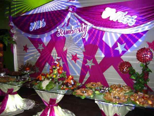 Catering Bufet y cena para todo tipo de eventos