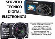 Reparacion de camaras digitales - 137*6487