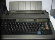Servicio tecnico de maquina de escribir panasonic
