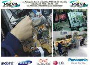 *reparacion de lcd plasma led - sony lg panasonic samsung sharp aoc