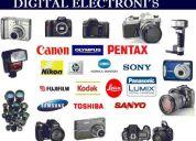 Servicio tÉcnico de reparaciÓn de cÁmaras digitales a domicilio f.234 9468