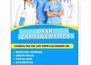 Medicina integral de calidad y a un bajo costo