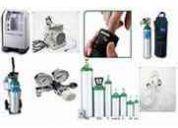 Oxigeno medicinal 24 horas a domicilio