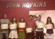 Curso de visitador medico en john hopkins