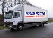 Servicio de mudanzas a nivel local y nacional express moving sac  2549595  111*9887