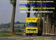 Realizamos transporte de carga local lima metropolitana y a nivel nacional tf.3306579 -