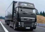 Transportes de carga pesada a nivel nacional y local