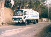 Transportes y mudanzas virgen de cocharcas
