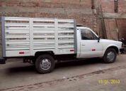 Transporte de carga mudanza