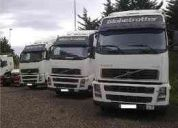 Plataformas y furgones tsh logistic sac