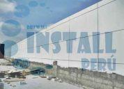 Instalaciones drywall