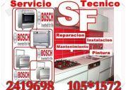 [-ิิ_•ิ] *bosch* servicio tÉcnico de cocinas[-ิิ_•ิ]  innovaciÓn en reparaciÓn sf