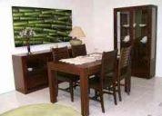 Se confeccionan todo tipo de muebles en general