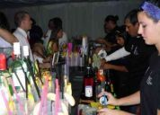 barman, bartenders y mosos eventos