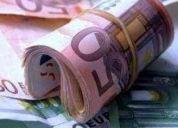 Oferta de préstamo de dinero en serio creíble rápido y fiable.