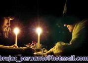 Los mejores brujos peruanos expertos en union de parejas