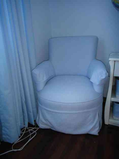 Sill n silla mecedora para lactancia beb lima for Sillas para lactancia