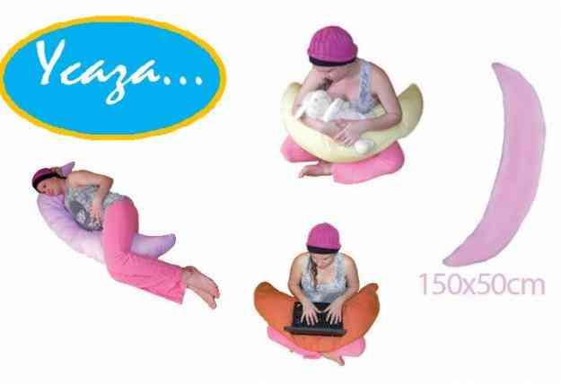 Almohadas para embarazo rellenas con napa siliconada de alta calidad medidas 150cm x50cm - Almohadas para embarazo ...