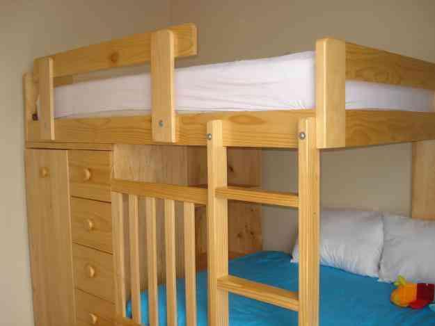 Cama cuna camarote 3 camas lima art culos para ni os y beb s surco - Cama cuna para ninos ...