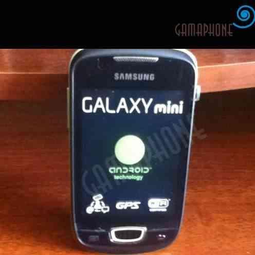 Samsung Galaxy Mini S5570 Nuevo En Caja C/3.2mp-wifi-gps-mp3, PARA