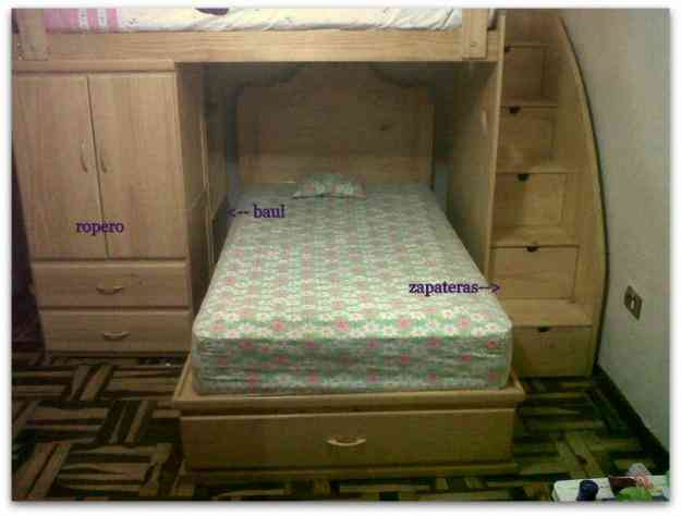 Juego de dormitorio para ni os en lima imagui for Juego de dormitorio para ninos