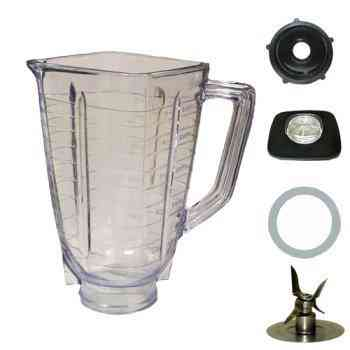 Vasos Para Licuadora Oster Phillips Imaco Plastico Vidrio