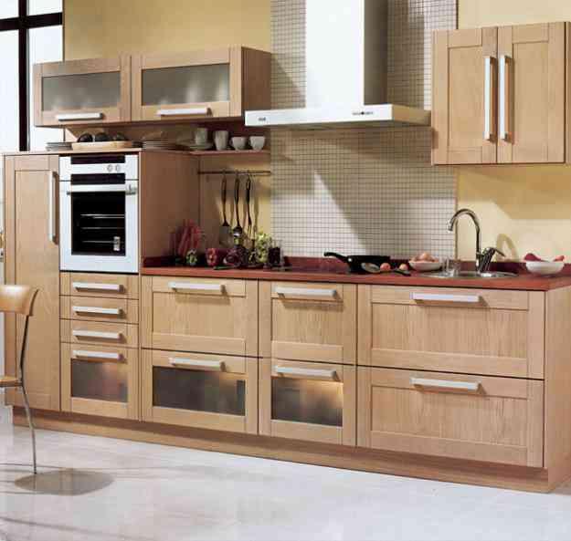 Reposteros de cocina la peca hogar jardin muebles for Cocinas importadas