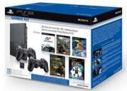 playstation 2 + bluray  s/800.00