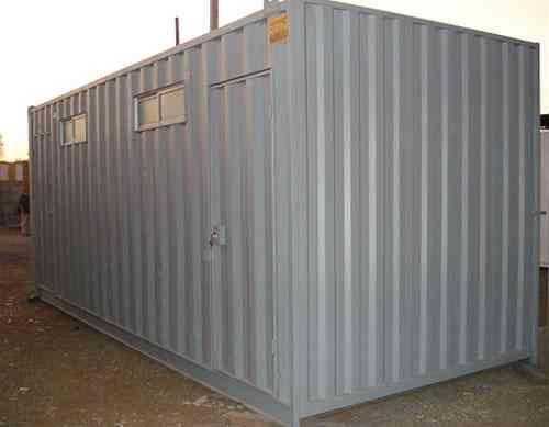 Venta de contenedores modulos de oficina transporte for Modulos de oficina precios