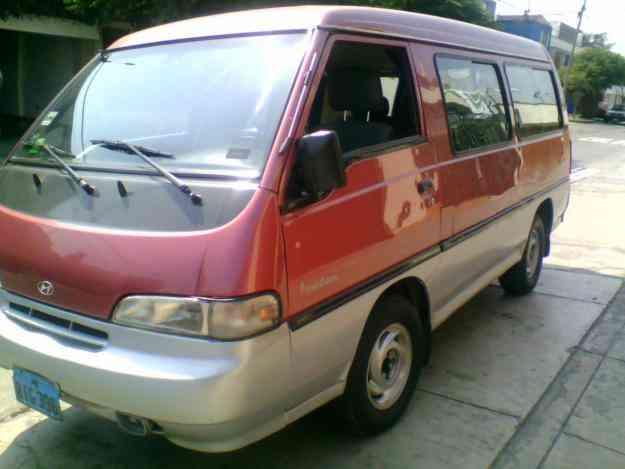 Hyundai grace 1995 S/. 0.00