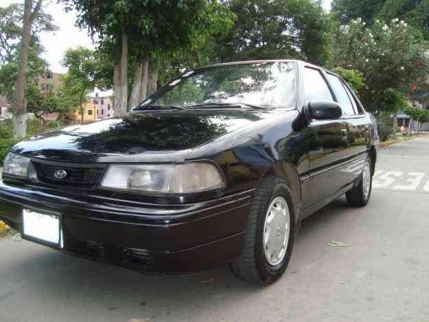 Hyundai excel gls de1992 $ 3,500 USD