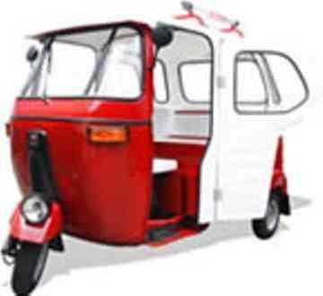 Moto bajaj del 2011 4 tiempos - rojo S/. 9,000