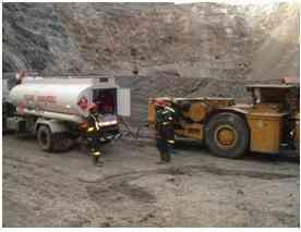 Alquiler de camion cisterna con sistema de despacho S/. 0.00