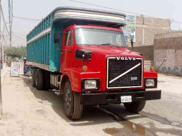 Vendo volvo n10, vendo camion volvo n10, n10, volvo n10 $ 35,000 USD