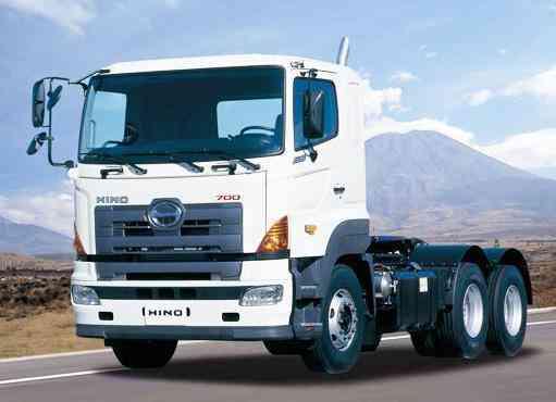 Financiamiento de volquetes, tractos, camiones nuevos y de segundo uso S/. 0.00