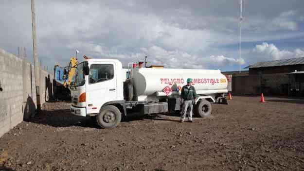 Alquiler de camiones volquetes, cisternas para combustible y agua S/. 0.00