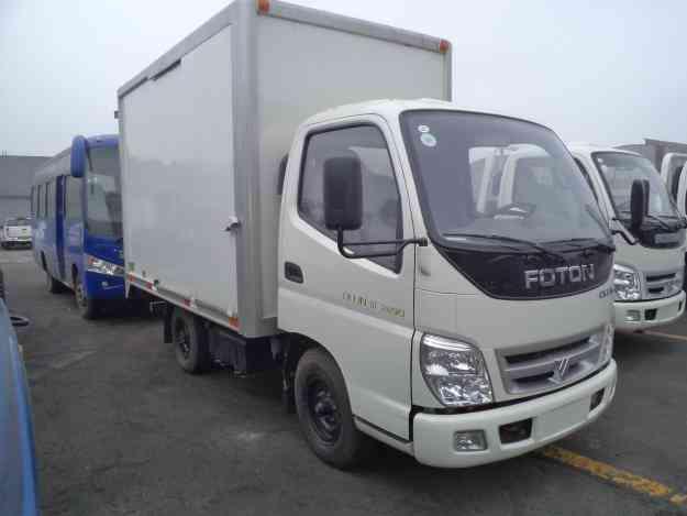Camion foton ollin bj 1039 diesel 2tn. tecnologia isuzu 2011 $ 11,990 USD