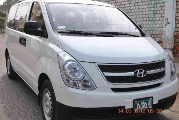 Hyundai H1 2010 22500 Dolares Petrolero Mecanico Turbo