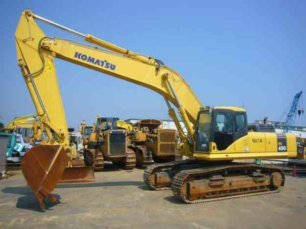 Financiamos maquinaria pesada caterpillar y komatsu a nivel nacional $ 80,000 USD