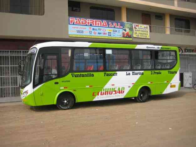 Asientos para carrocerÍas de buses turisticos y urbanos S/. 1,000