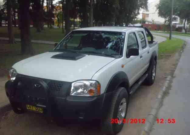 Venta de camioneta nissan frontier $ 23,000 USD
