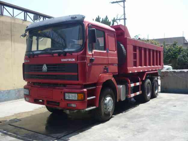 Venta de volquetes y tracto camiones howo sinotruk S/. 0.00