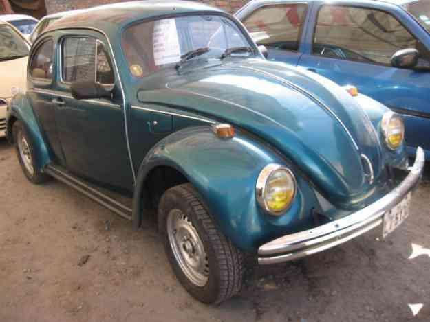Vendo vw escarabajo verde S/. 0.00