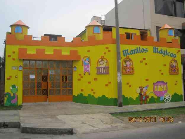 Decoraci n de colegios imagui for Muebles colegio