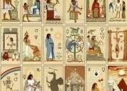 Lectura del tarot egipcio