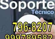 Reparacion de computadoras a domicilio y empresa telf:7968207