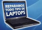 Servicio tecnico mgh system reparacion de computadoras, laptops