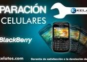 Reparacion de celulares blackberry
