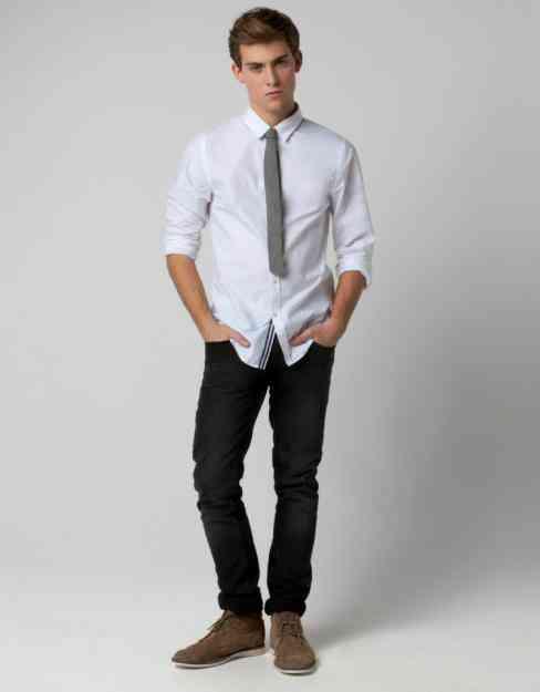Jovenes varones para modelos en ropa masculina la peca Modelos de locales de ropa