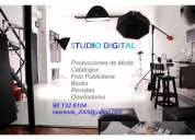 Studio fotografico digital